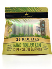King Palm 25 Rollies w/ Boveda Humidity Pack