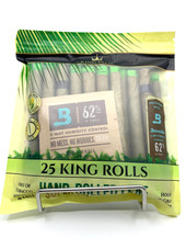 King Palm 25 King Rolls w/ Boveda Humidity Pack