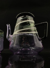 Emily Marie - Full Tea Set in Amethyst