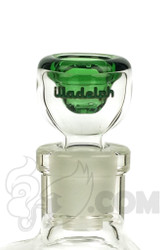 Illadelph - 14mm Multi-Hole Slide with Classic Green Label