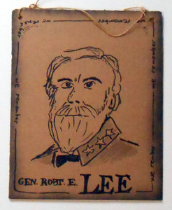 GEN. ROBT E LEE by Jaybird