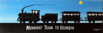 MIDNIGHT TRAIN TO GEORGIA by George Borum