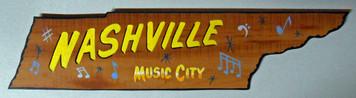 NASHVILLE TN - MUSIC CITY USA