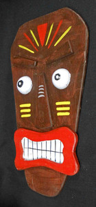 Folk Art 3-D Mask #587  -   by George Borum - WAS $40 - NOW $30