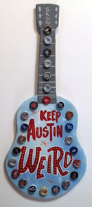 AUSTIN TEXAS is WEIRD GUITAR by George Borum