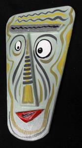 Folk Art 3-D Mask #577  -   by George Borum