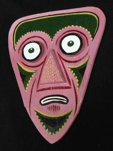 Folk Art 3-D Mask #576  -   by George Borum
