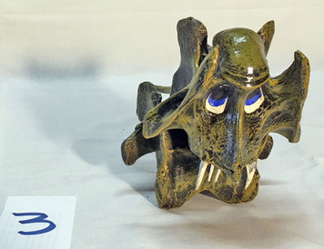 BONE CREATURE #3 by R.A.T. - WAS $ 40 - NOW $20