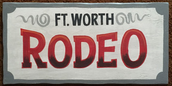 FORT WORTH TX - RODEO