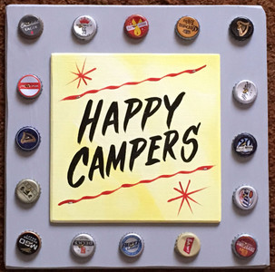 HAPPY CAMPERS - #2627