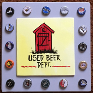 OUTHOUSE - USED BEER DEPARTMENT - 2629