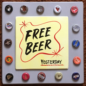 FREE BEER - YESTERDAY - #2630