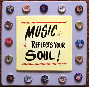 MUSIC REFLECTS YOUR SOUL - #2634