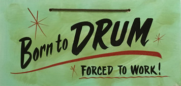 BORN to DRUM - Forced to Work