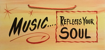 MUSIC Reflects Your Soul