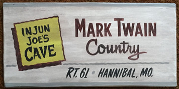 MARK TWAIN COUNTRY - Hannibal MO - Cave
