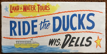 RIDE THE DUCKS - Wisconsin Dells