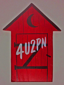 RED OUTHOUSE - 4U2PN