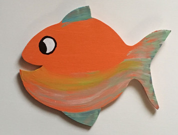 ORANGE SUNFISH #1 - by Steve Knight - WAS $30 - NOW $15