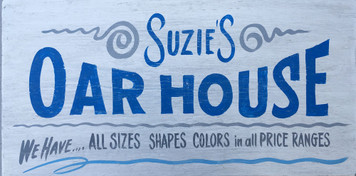 SUZIE'S - OAR  HOUSE - Brothel Sign