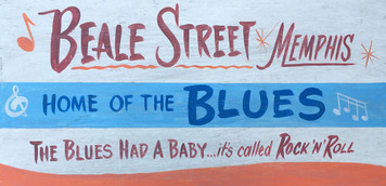 BEALE STREET - MEMPHIS TN - Home of Blues