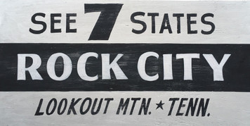 ROCK CITY  - Chattanooga Tennessee