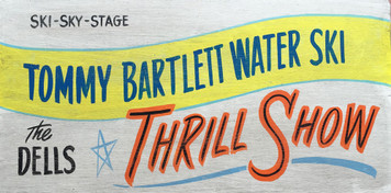 TOMMY BARTLETT THRILL SHOW - Wisconsin Dells