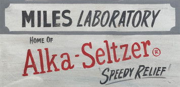 MILES LABORATORY - Home of Alka-Seltzer - Elkhart, Indiana
