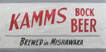 KAMMS BEER - Mishawaka IN