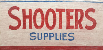 SHOOTERS SUPPLIES  - Red - White Blue