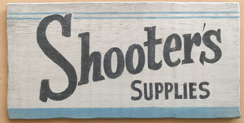 SHOOTERS SUPPLIES