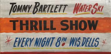 TOMMY BARTLETT WATER SKI THRILL SHOW - WISCONSIN DELLS