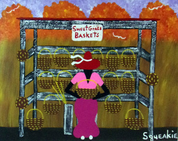 S Carolina - BASKET LADY (6) by Squeakie