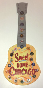 SWEET HOME CHICAGO GUITAR -