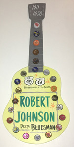 ROBERT JOHNSON GUITAR - JANUARY LOW PRICE