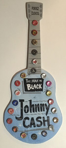 JOHNNY CASH GUITAR -