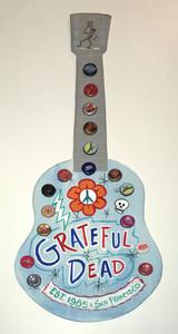 Grateful Dead GUITAR - January Low Price
