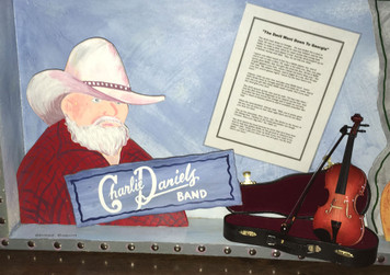 SHADOWBOX - TRIBUTE to the GREAT CHARLIE DANIELS