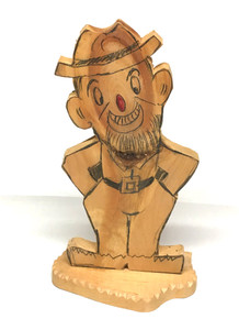 KNOT HEAD - STAND UP GUY by Geo G Borum