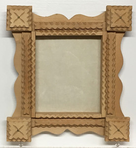 TRAMP ART FRAME #3224 - by Geo G Borum