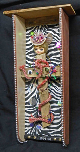VOODOO STYLE  ALTER - WALL HANGING by Murob