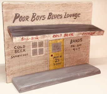 POOR BOY'S BLUES LOUNGE - JUKE JOINT