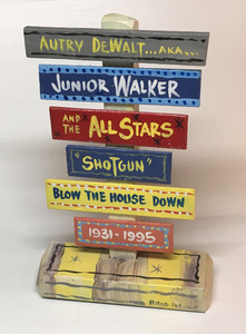 JUNIOR WALKER MOTOWN Signpost
