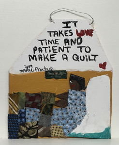 It Takes Love to Make a QUILT - Mary Proctor - # 3487