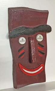3-D Wall Mask # 3 -