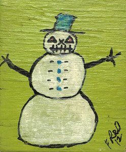 SNOWMAN - #201 - Billy Fred Hellams