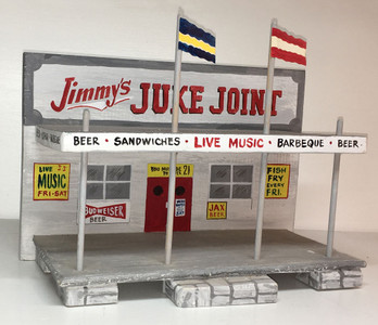 JIMMY'S JUKE JOINT - Music Venue Model