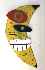 BENNY BANANA - Cut-out by Cayman K