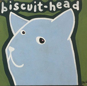 """BISCUIT-HEAD"" - by Beth Gumnick"