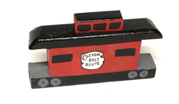 COTTON BELT RR - CABOOSE by Eddy Armstrong
